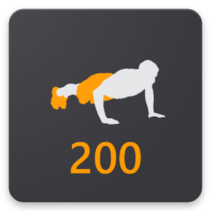 200 Push-Ups Workout - Personal Trainer for PC