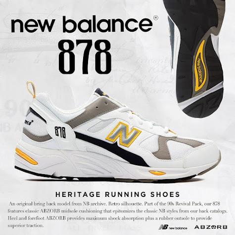 bas prix 31da2 3883a ♥NANI♥韓國代購韓國NEW BALANCE 878 2019新款上市!! by NANI ...