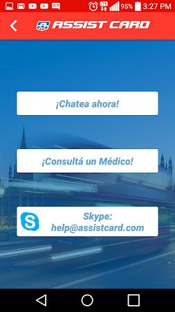 ASSIST CARD 3.0.26 screenshot 2092428