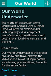 Our World Underwater- screenshot thumbnail