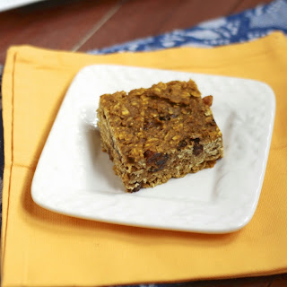 Oatmeal Raisin Breakfast Bars Recipes