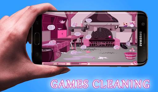 Cleaning House Princess Games 3.0.0 screenshots 1