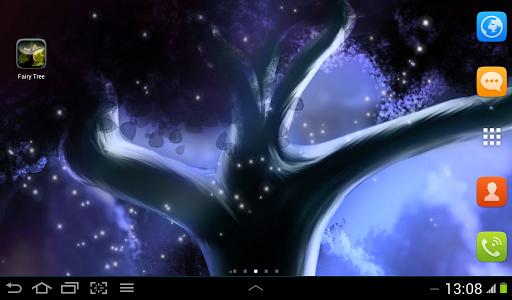 Fairy Tree Live Wallpaper screenshot 9