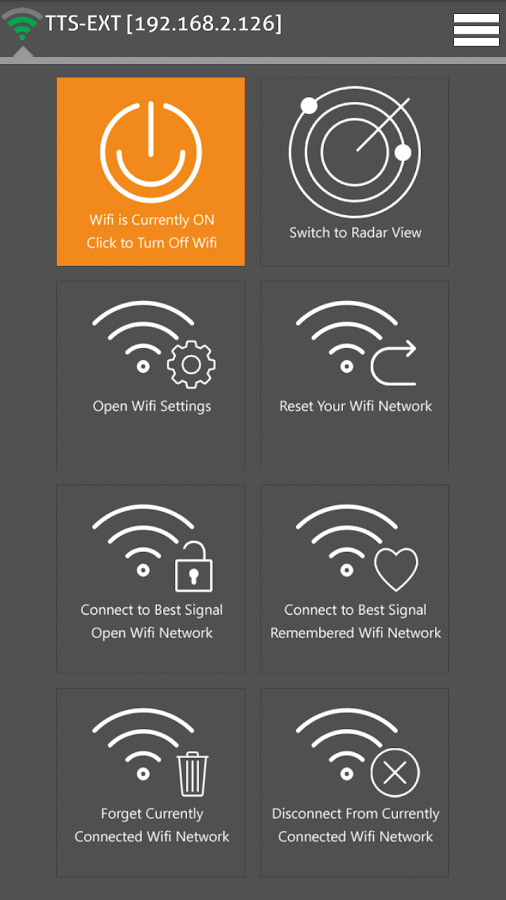 Easy Wifi Connect Free- screenshot
