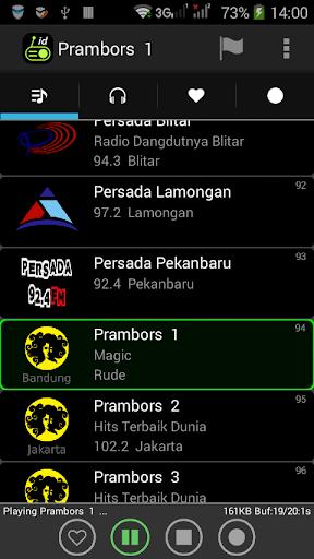 Best Indonesia Radios
