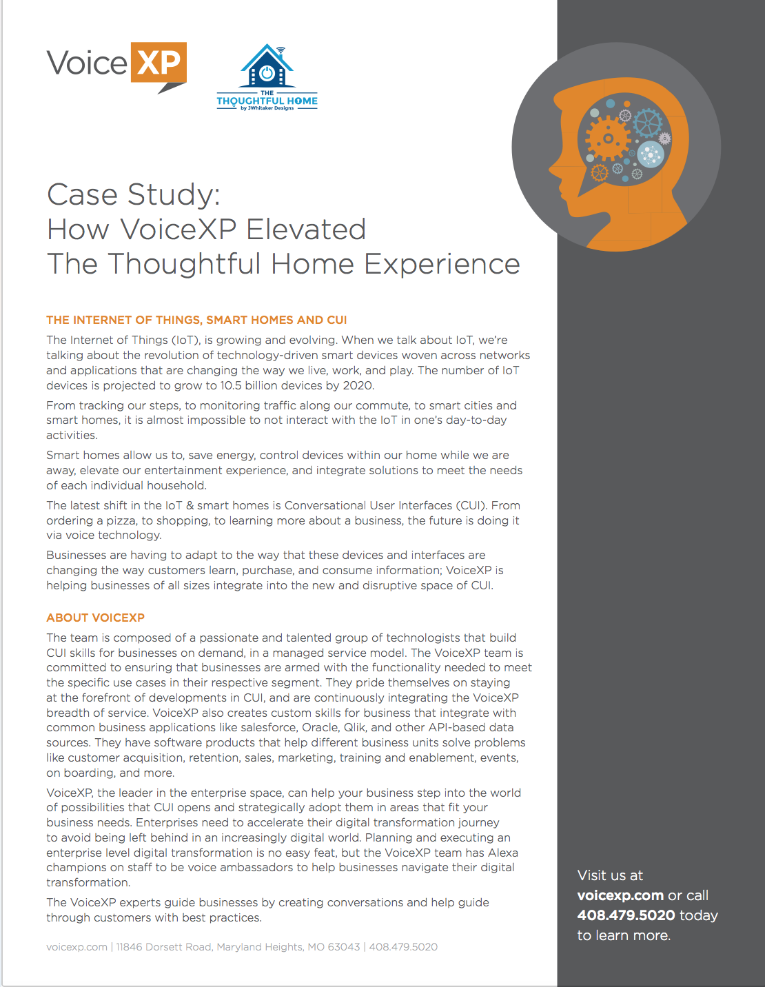 Thoughtful Home Case Study