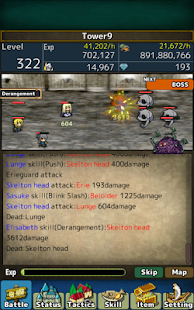 BattleDNA [AutoBattle RPG]- screenshot thumbnail