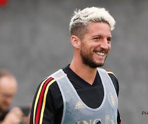 """De volgende club van Dries Mertens? """"Niet in China of Qatar. België? Zie ik niet snel gebeuren"""""""