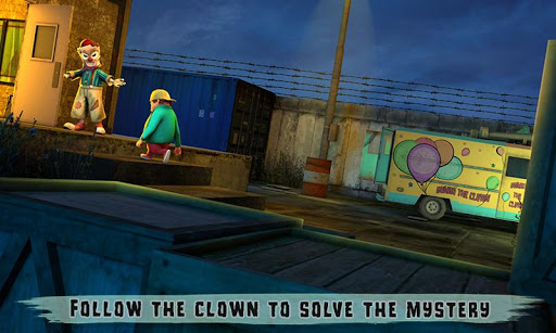 Freaky Clown : Town Mystery  screenshots 2