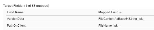 Uploading files to Salesforce ContentVersion vi