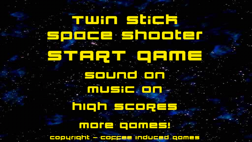 Twin Stick Shooter