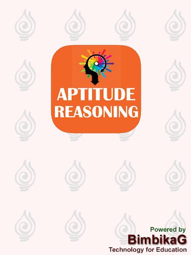 Aptitude and Reasoning