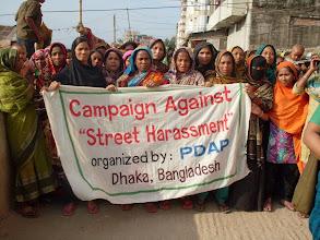 Photo: 3.30.14 PDAP rallies in Dhaka, Bangladesh!