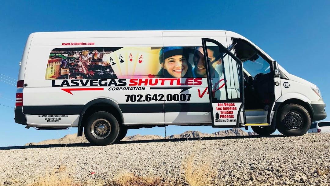 Las Vegas Shuttles >> Las Vegas Shuttles Corporation Transportation Service From