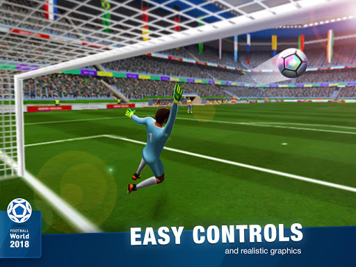 FreeKick Soccer World 2018 1.6.6 gameplay | by HackJr.Pw 12