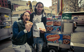 Photo: New York hot dogs rule!!
