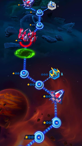 Space Justice u2013 Galaxy Shoot 'em up Shooter 5.0.5547 screenshots 1