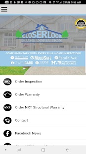 A Closer Look Home Inspections - náhled