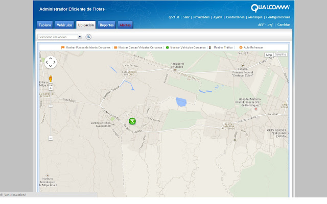 Omnitracs Fix Google Maps
