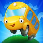 Bus: Lernspiele Kostenlos 4+ icon