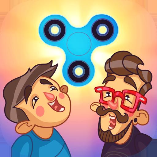 Spinner Finger Attack Light Runner (game)