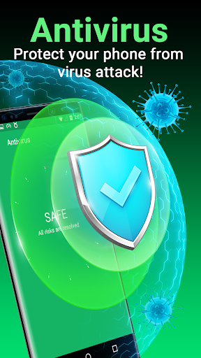 MAX Cleaner - Antivirus, Booster, Phone Cleaner 1.4.5 app 3