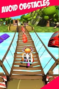 Temple splatoon jungle 2 run game - náhled