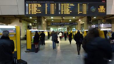 Photo: Paris: Gare Montparnasse