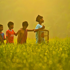 by Jaya Prakash - Babies & Children Children Candids