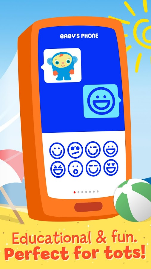 Play Phone for Kids - screenshot