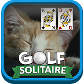 Golf Solitaire Kittens
