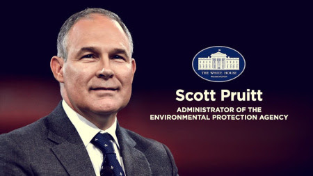 EPA Director: Paris Agreement is 'a bad business deal'