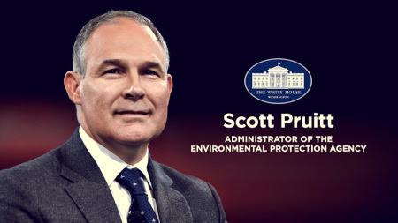 EPA Director: Paris Agreement is 'a bad business deal'