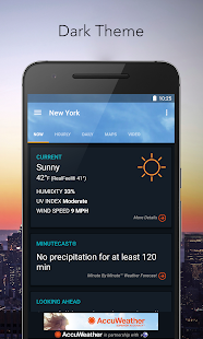 AccuWeather Screenshot 5