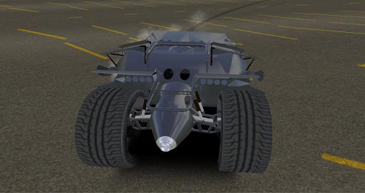 玩免費賽車遊戲APP|下載Batmobile Dangerous Drift app不用錢|硬是要APP