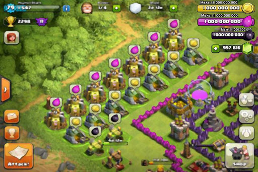 Cheat For Clash Of Clans Prank app (apk) free download for Android/PC/Windows screenshot