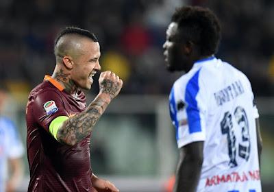 Serie A : avec un Nainggolan passeur, la Roma bat l'Udinese sans souci (vidéo)
