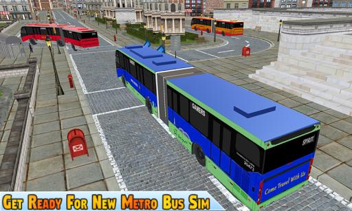 Metro Bus Simulator Drive 1.5 screenshots 6