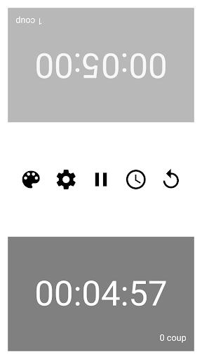 Pendule Échecs  captures d'écran 1