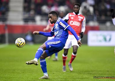 Anderlecht a un oeil sur Lionel Carole, arrière gauche de Strasbourg