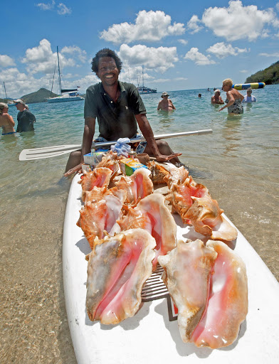 local-entrepreneur.jpg - Wanna buy a conch?