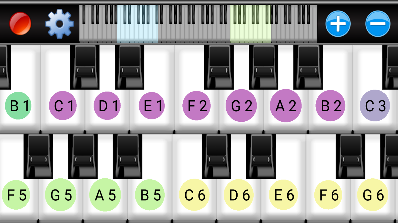 Grand Piano Android Apps On Google Play
