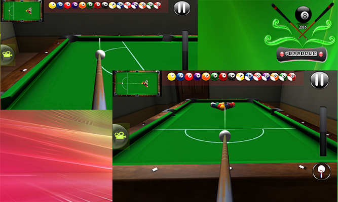 Billiard Pro 2016 - screenshot