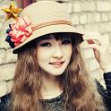 women's hat fashion icon