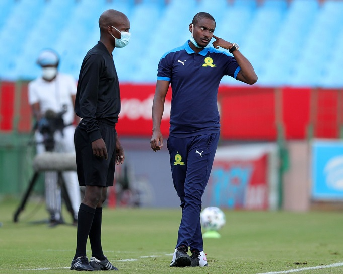 Mamelodi Sundowns co-coach Rulani Mokwena says the pressure of chasing in the DStv Premiership is worse than the pressure of leading it.