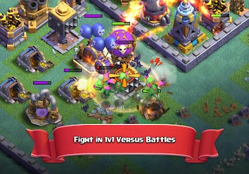 Clash of Clans APK screenshot thumbnail 17