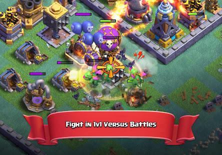 Game Clash of Clans APK for Windows Phone