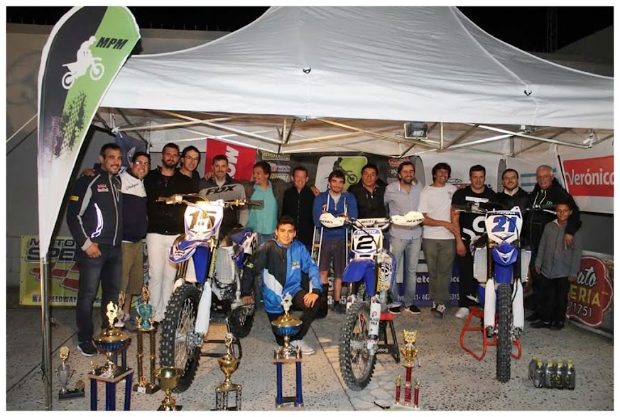 El Motocross Puerto Madryn despidió el 2017