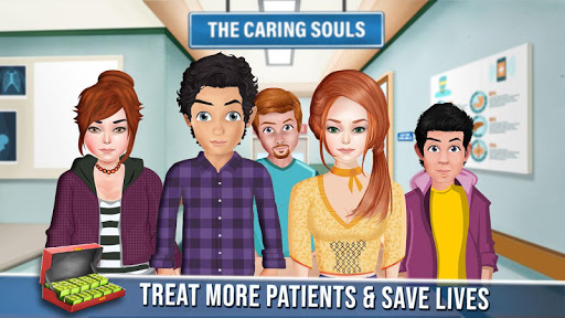 The Caring Souls New Games: ER Doctor Arcade Games apkpoly screenshots 4