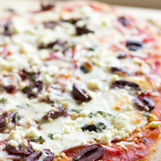 Greek Pizza Sauce Recipes